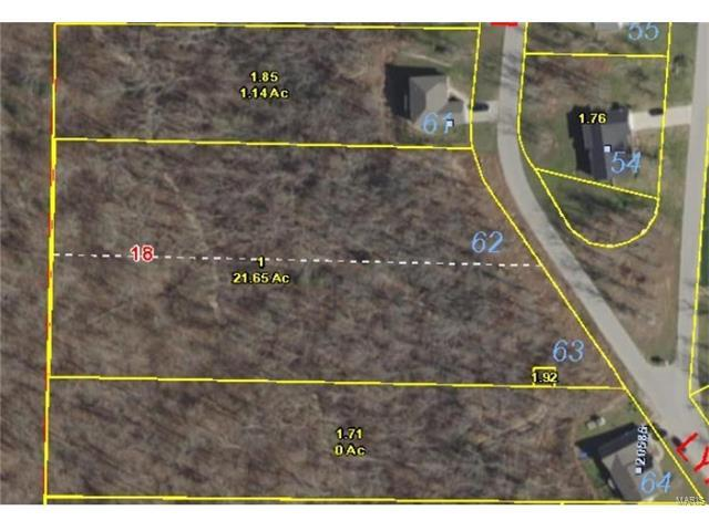 0 Lot 62 - Lynwood Rd, Saint Robert, MO 65583 (#17096004) :: Clarity Street Realty