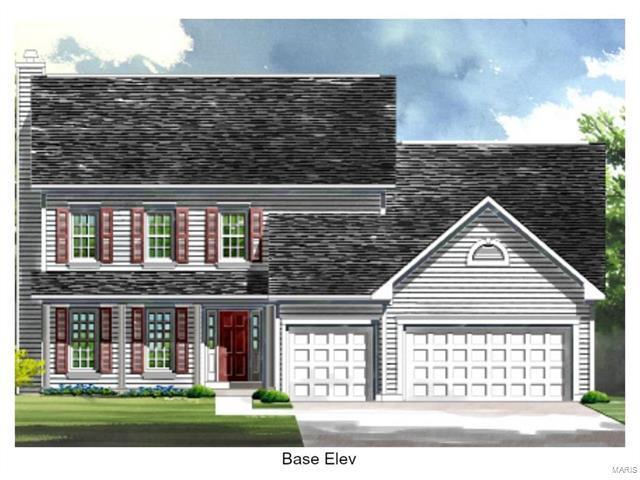 0 Bridgeport@Hawkins Ridge, Oakville, MO 63129 (#17096010) :: Kelly Hager Group | Keller Williams Realty Chesterfield