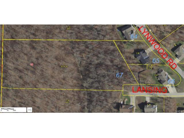 0 Lot 67 - Lansing Rd, Saint Robert, MO 65583 (#17096031) :: Clarity Street Realty
