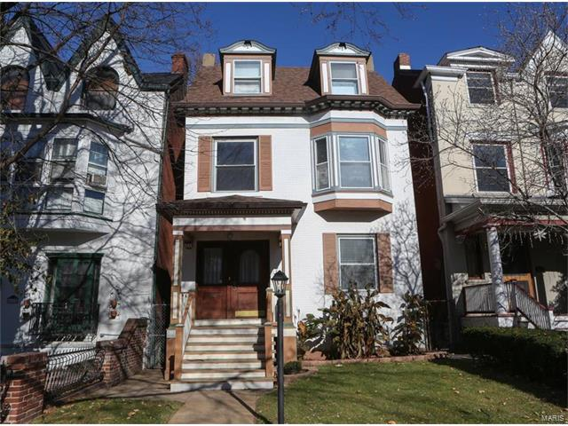 4621 Mcpherson Avenue, St Louis, MO 63108 (#17096076) :: Clarity Street Realty