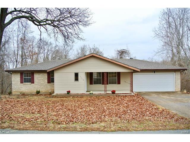 303 Sunset Dr, Waynesville, MO 65583 (#17096189) :: Sue Martin Team