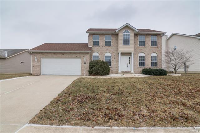 5230 Duke Drive, Fairview Heights, IL 62208 (#17096336) :: Kelly Hager Group   Keller Williams Realty Chesterfield