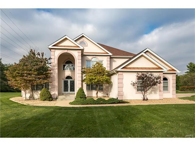 12627 Conway Road, Creve Coeur, MO 63141 (#17096467) :: St. Louis Finest Homes Realty Group