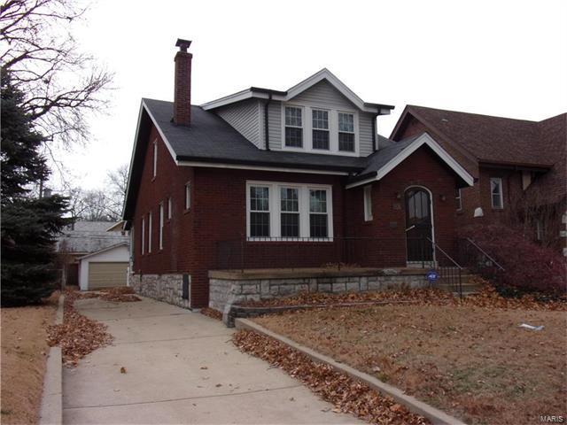 3926 Bowen, St Louis, MO 63116 (#17097253) :: Sue Martin Team
