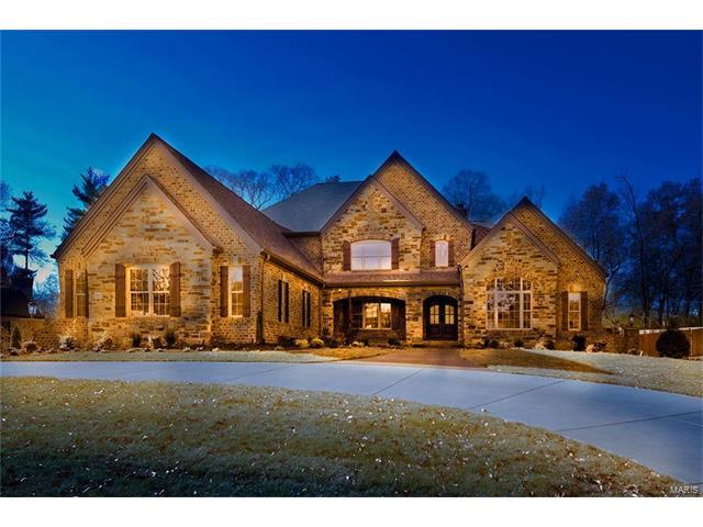 3 Briar Oak Road, Ladue, MO 63132 (#17097392) :: St. Louis Realty