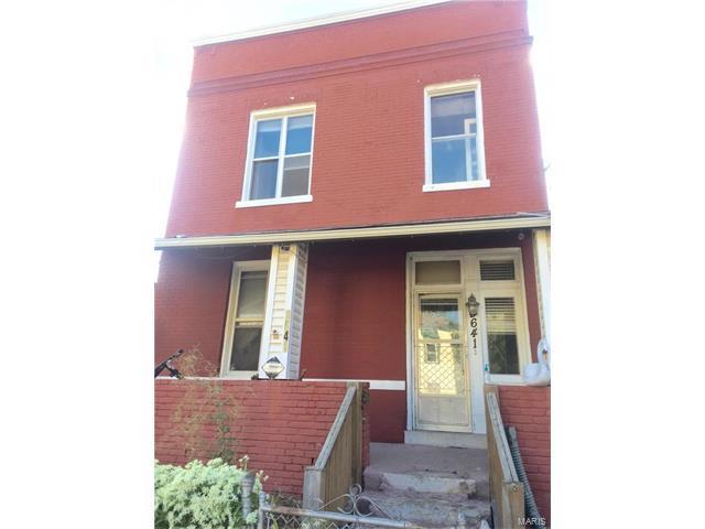 3641 Nebraska Avenue, St Louis, MO 63118 (#18000057) :: Sue Martin Team