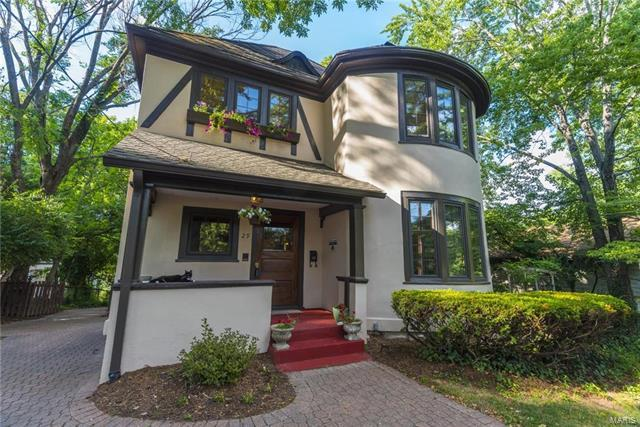 29 Rosemont Avenue, Webster Groves, MO 63119 (#18000099) :: Clarity Street Realty