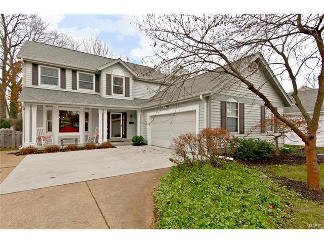 630 N Geyer Road, Kirkwood, MO 63122 (#18000111) :: St. Louis Realty