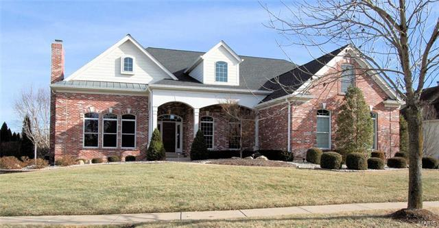 16843 Eagle Bluff Court, Chesterfield, MO 63005 (#18000239) :: St. Louis Finest Homes Realty Group