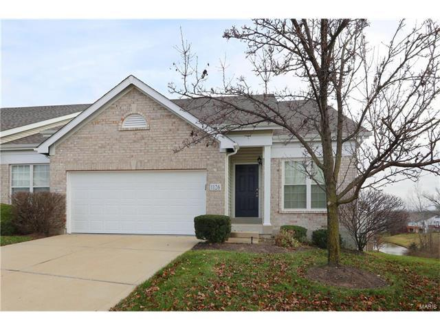 1126 Arbor Place Drive, Manchester, MO 63088 (#18000360) :: Clarity Street Realty