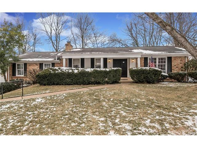 227 Renaldo Drive, Chesterfield, MO 63017 (#18000477) :: Kelly Hager Group | Keller Williams Realty Chesterfield