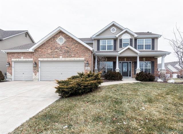 2065 Saint Madeleine Drive, Dardenne Prairie, MO 63368 (#18000562) :: Kelly Hager Group   Keller Williams Realty Chesterfield