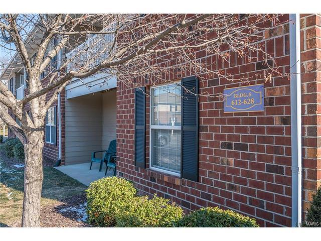 406 S Church #616, Saint Peters, MO 63376 (#18000577) :: Kelly Hager Group | Keller Williams Realty Chesterfield
