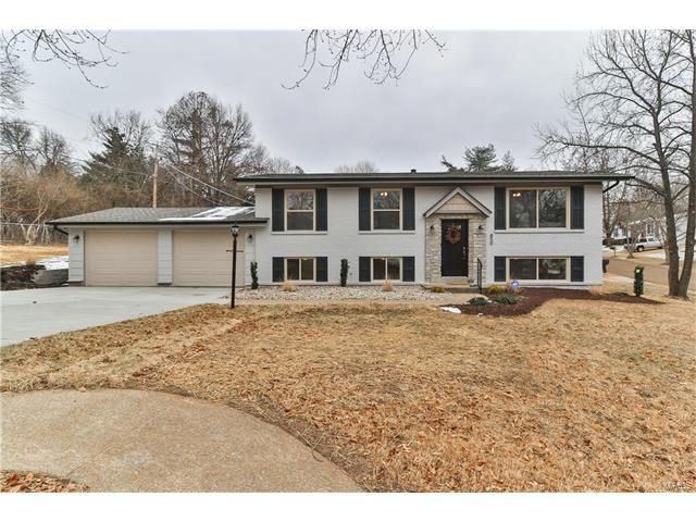 850 Hanna Road, Manchester, MO 63021 (#18000624) :: The Becky O'Neill Power Home Selling Team