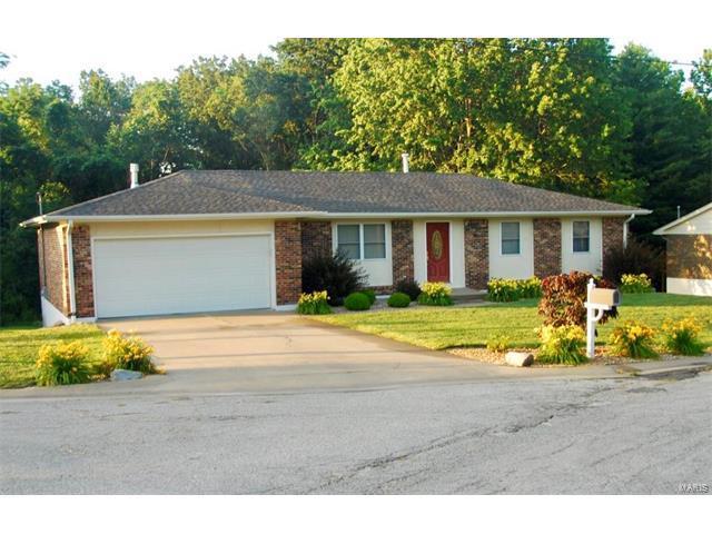 88 Lake Apollo Drive, Hannibal, MO 63401 (#18000790) :: Clarity Street Realty