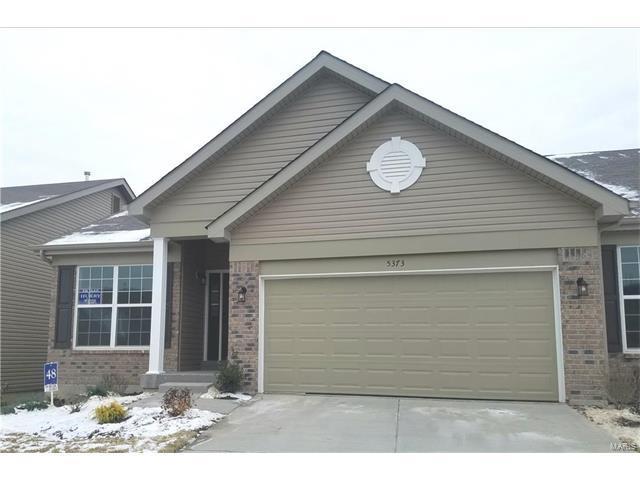 5373 Trailhead Court, Eureka, MO 63025 (#18001034) :: PalmerHouse Properties LLC