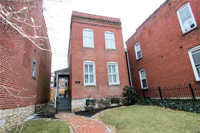 2024 Hickory Street, St Louis, MO 63104 (#18001051) :: Sue Martin Team