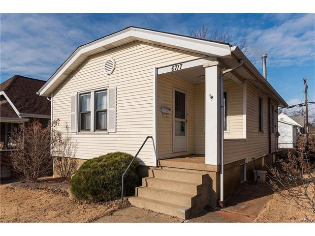 6717 Lansdowne Avenue, St Louis, MO 63109 (#18001107) :: Clarity Street Realty