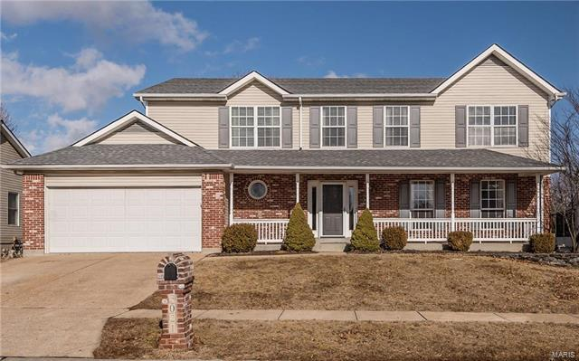 3021 Piney Pointe Drive, St Louis, MO 63129 (#18001221) :: Clarity Street Realty