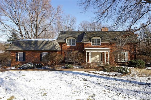 22 Dunleith Drive, Ladue, MO 63124 (#18001267) :: St. Louis Realty