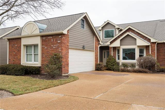 14315 Cross Timbers Court, Chesterfield, MO 63017 (#18001336) :: Sue Martin Team