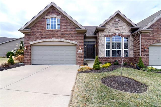 139 Kendall Bluff, Chesterfield, MO 63017 (#18001397) :: Sue Martin Team