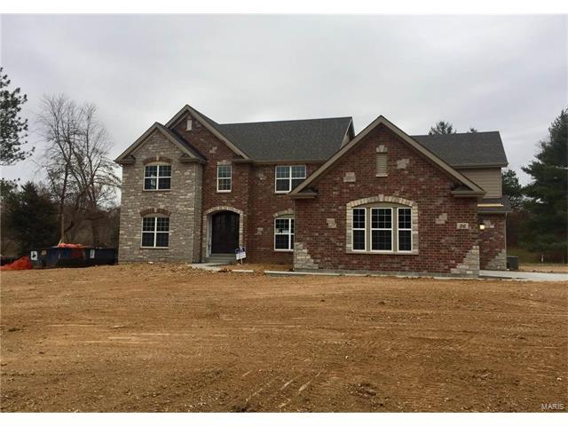 36 Williamsburg Road, Creve Coeur, MO 63141 (#18001418) :: St. Louis Finest Homes Realty Group