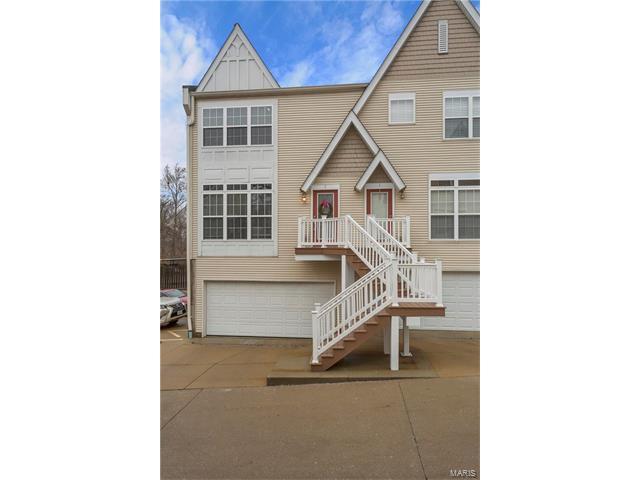 413 S Geyer #4, Kirkwood, MO 63122 (#18001444) :: St. Louis Realty