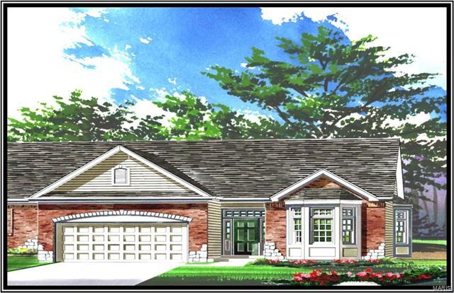 0 Tbb-Clayton 2 Bdr Attached, Wentzville, MO 63385 (#18001742) :: Barrett Realty Group