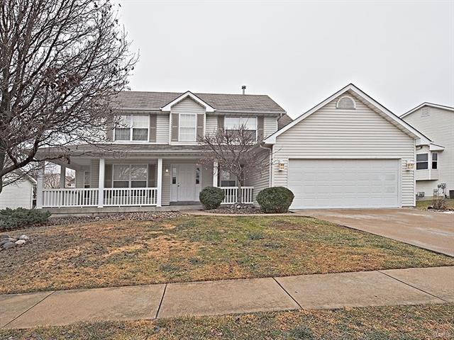 1222 Grand Canyon, Wentzville, MO 63385 (#18001777) :: Kelly Hager Group | Keller Williams Realty Chesterfield