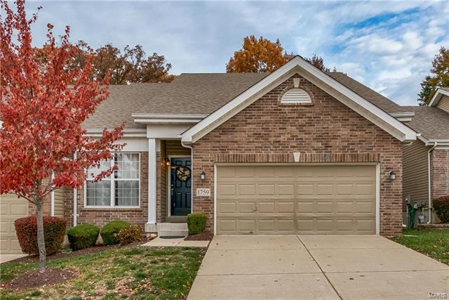 1759 Prestshire Drive, Fenton, MO 63026 (#18001929) :: The Becky O'Neill Power Home Selling Team