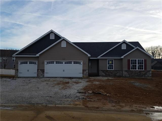 0 Lot 555 Stone Ridge Canyon, Wentzville, MO 63385 (#18002030) :: Kelly Hager Group | Keller Williams Realty Chesterfield