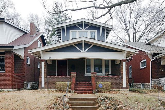 1121 Dover Place, St Louis, MO 63111 (#18002130) :: Clarity Street Realty