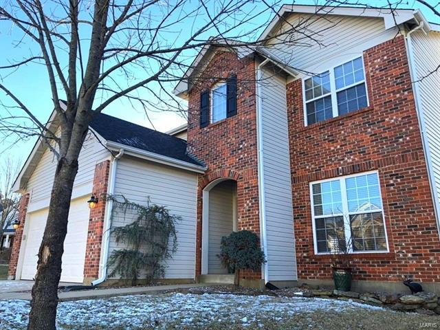 564 Bluffs View, Eureka, MO 63025 (#18002161) :: The Becky O'Neill Power Home Selling Team