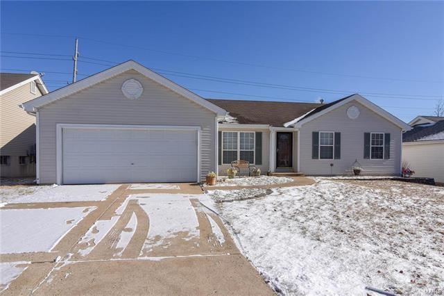 6 Royallbend Court, O'Fallon, MO 63368 (#18002201) :: St. Louis Finest Homes Realty Group