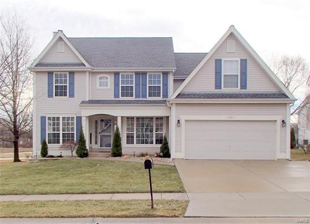 1880 Lunenberg Drive, Saint Peters, MO 63376 (#18002232) :: Kelly Hager Group | Keller Williams Realty Chesterfield