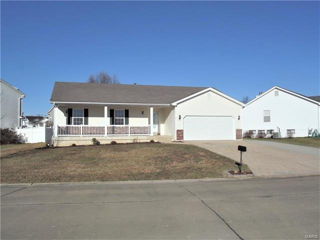 123 Carrington Boulevard, Troy, MO 63379 (#18002250) :: St. Louis Finest Homes Realty Group