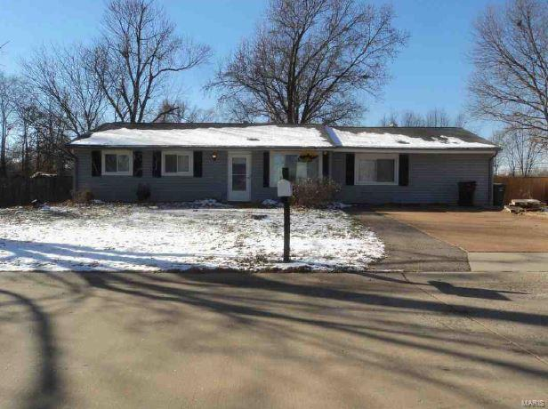 1330 Valiant, Fenton, MO 63026 (#18002321) :: The Becky O'Neill Power Home Selling Team