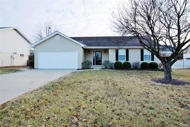 1249 Ashford Place Drive, O'Fallon, MO 63366 (#18002387) :: St. Louis Realty