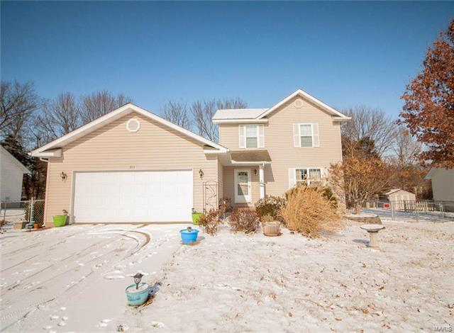 811 Oxford Drive, Rolla, MO 65401 (#18002409) :: Walker Real Estate Team