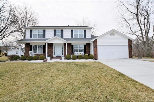11 Olde Warwick Court, Saint Charles, MO 63304 (#18002411) :: St. Louis Finest Homes Realty Group