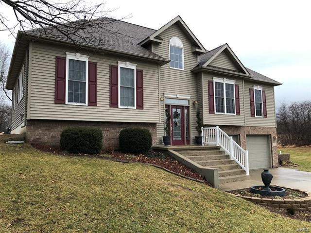 2 Lindenwood Drive, LITCHFIELD, IL 62056 (#18002473) :: Clarity Street Realty