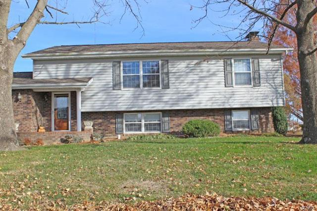 802 N Windy Way, STEELEVILLE, IL 62288 (#18002550) :: Clarity Street Realty