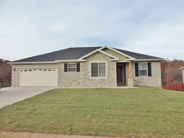 17 Lot Chapel Hills Uc, Saint Robert, MO 65584 (#18002557) :: Walker Real Estate Team