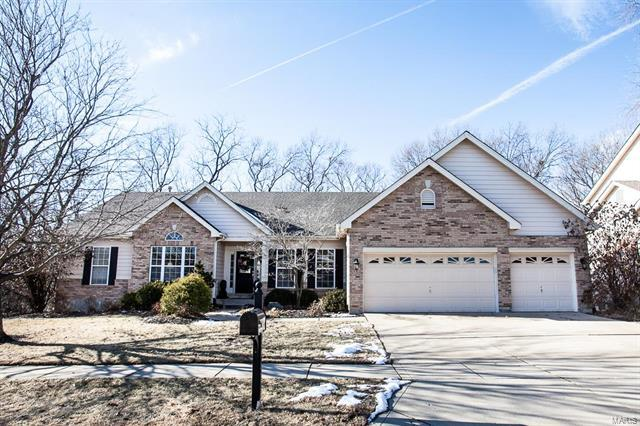 1345 Westhampton Woods Court, Wildwood, MO 63005 (#18002643) :: St. Louis Finest Homes Realty Group