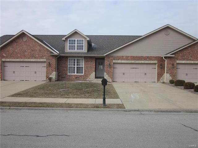 519 N Edison Street, Freeburg, IL 62243 (#18002666) :: Clarity Street Realty