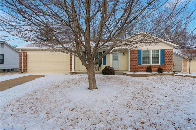 39 Countrywood Drive, Saint Peters, MO 63376 (#18002698) :: Barrett Realty Group