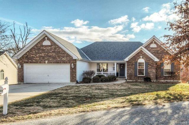 31883 Fairway Drive North, Foristell, MO 63348 (#18002701) :: Barrett Realty Group