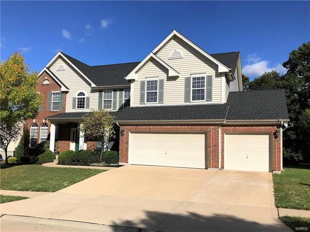 1404 Westhampton View Lane, Wildwood, MO 63005 (#18002725) :: St. Louis Realty