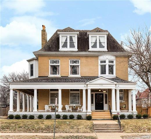 5138 Washington Place, St Louis, MO 63108 (#18002740) :: Clarity Street Realty